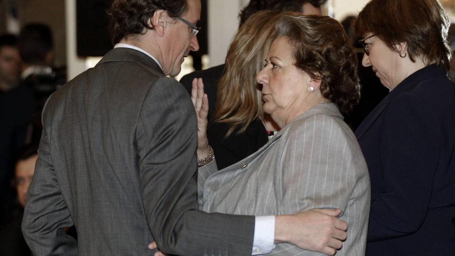 Actualidad Actualidad Alonso advierte de que si Barberá no adopta una decisión hoy la tendrá que tomar el PP