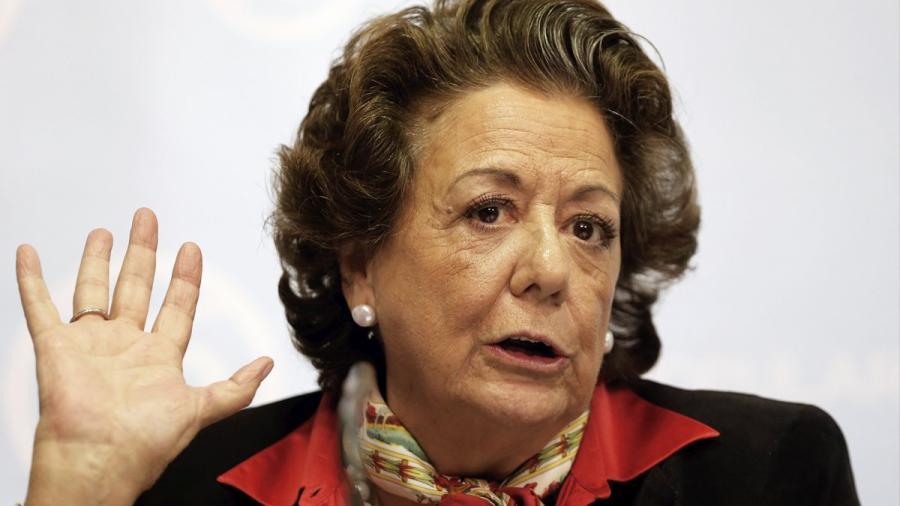 Actualidad Actualidad Rita Barberá dimite