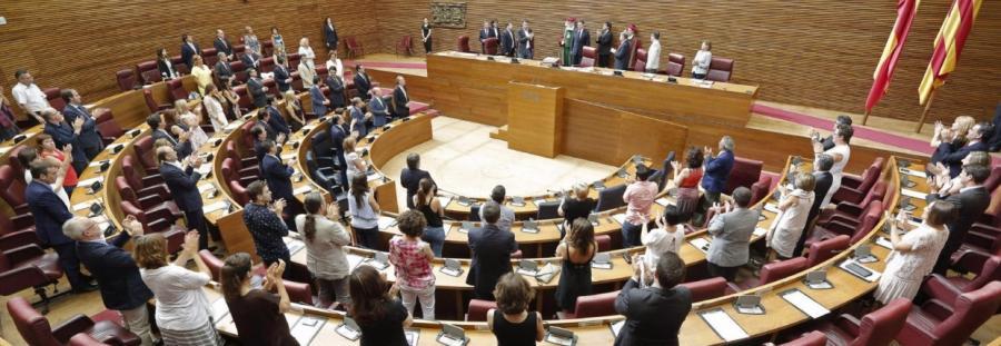 Actualidad Actualidad Todos los grupos de las Cortes valencianas, incluido el PP, piden a Barberá que deje el acta de senadora