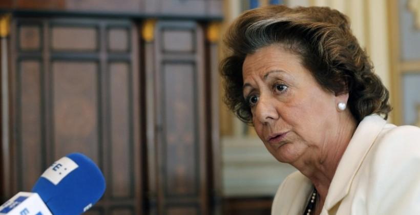 Actualidad Actualidad Rita Barberá cobrará ahora 5.333 euros en el Grupo Mixto, casi 700 más que antes