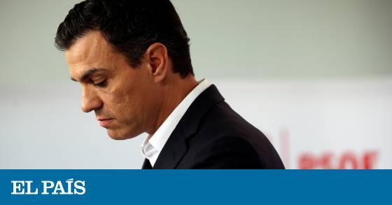 Actualidad Actualidad Crisis, caída y escisión del PSOE