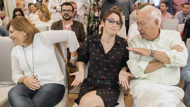Actualidad Actualidad Margallo apoya el ofrecimiento del PP valenciano a Puig para que se «libere» de Compromís
