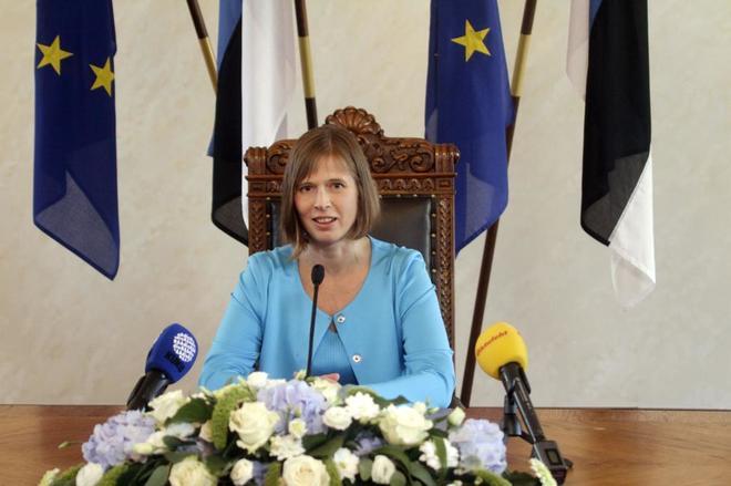 Actualidad Actualidad Estonia elige a su primera mujer al frente de la Presidencia del país