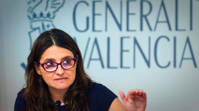 """Actualidad Actualidad Una diputada avergüenza con datos a Oltra: """"más trabajar y menos politiqueo"""""""