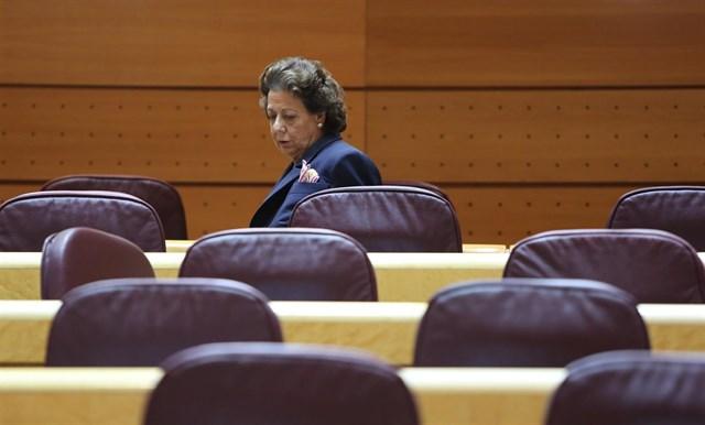 Actualidad Actualidad El Supremo cita a declarar a Rita Baberá el próximo 21 de noviembre por el 'caso Imelsa'