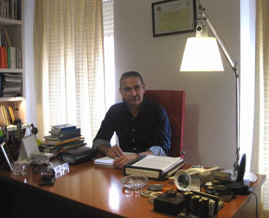 """Actualidad Actualidad Juan Luís Quevedo, psicólogo: """"Más de 20 de experiencia en tratar problemas emocionales en Alicante avalan mi trabajo"""""""