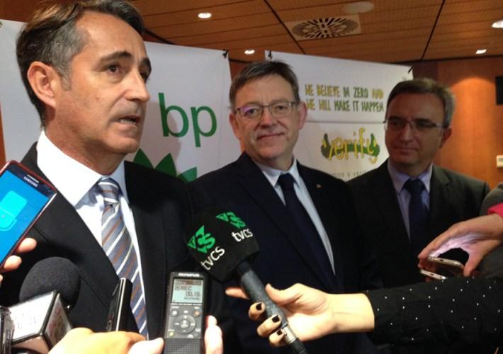 Actualidad Actualidad El Rey Felipe VI presidirá el próximo miércoles el acto del 50 Aniversario de la refinería de BP en Castellón