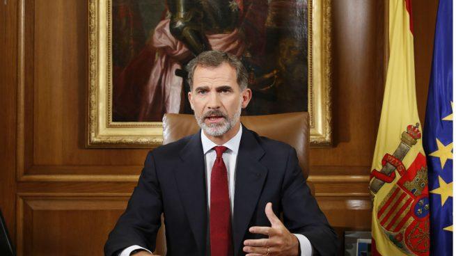 Actualidad Actualidad Los golpistas  de La CUP pide que se declare persona no grata al Rey de España