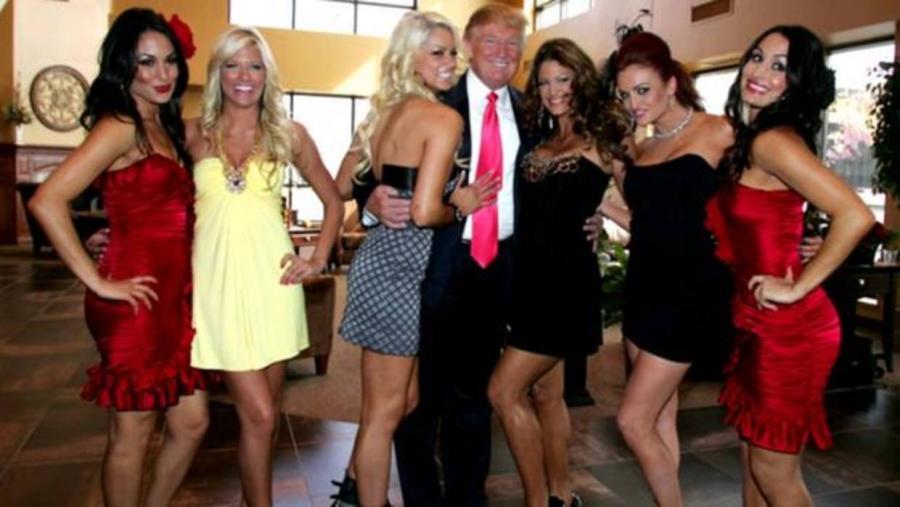 Actualidad Actualidad Los escándalos sexuales cercan a Trump