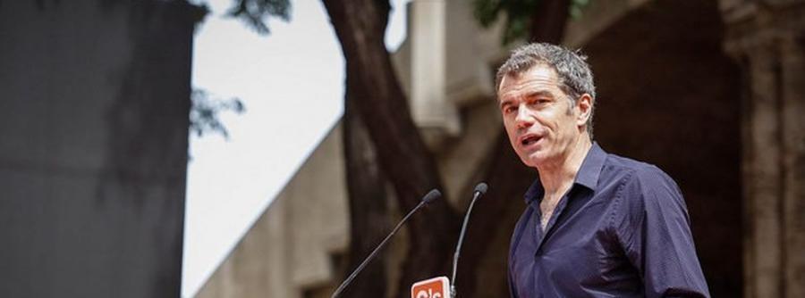 """Actualidad Actualidad Toni Cantó, sobre su posible candidatura a la Generalitat valenciana: """"Nunca he ocultado que me haría ilusión"""""""